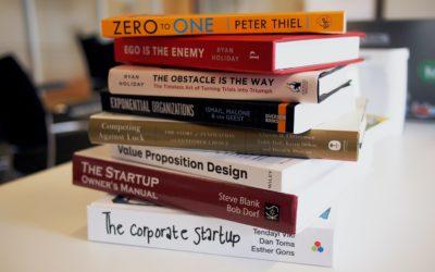 Top 3 des livres pour booster sa motivation d'entrepreneur